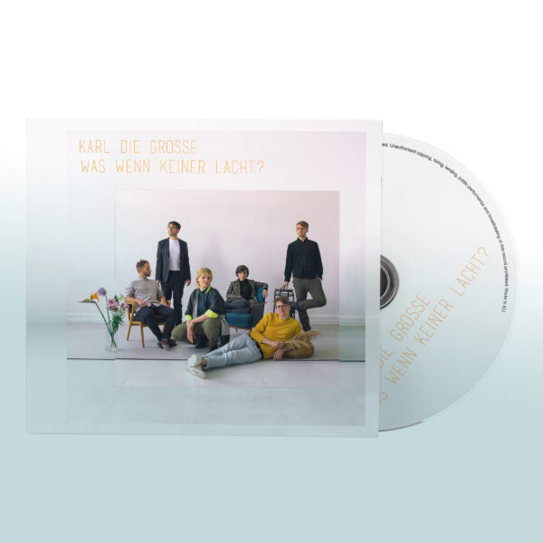 """Was wenn keiner lacht"" CD (inkl. Downloadcode)"