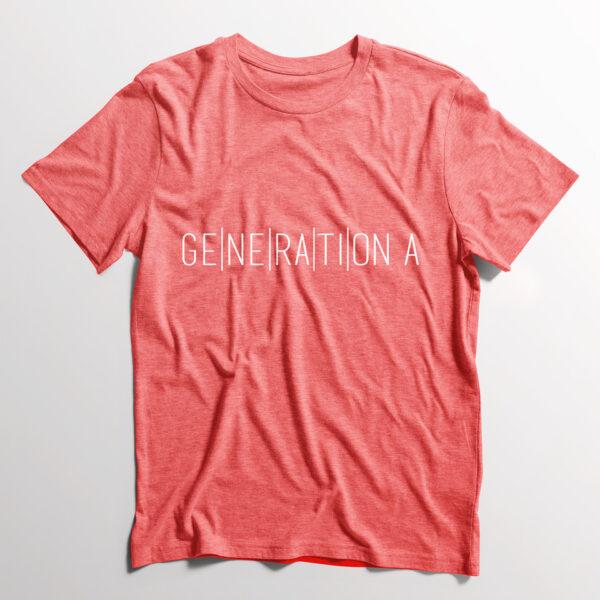 """Generation A"" Kinder-Shirt (Bio & FairTrade - Unisex)"