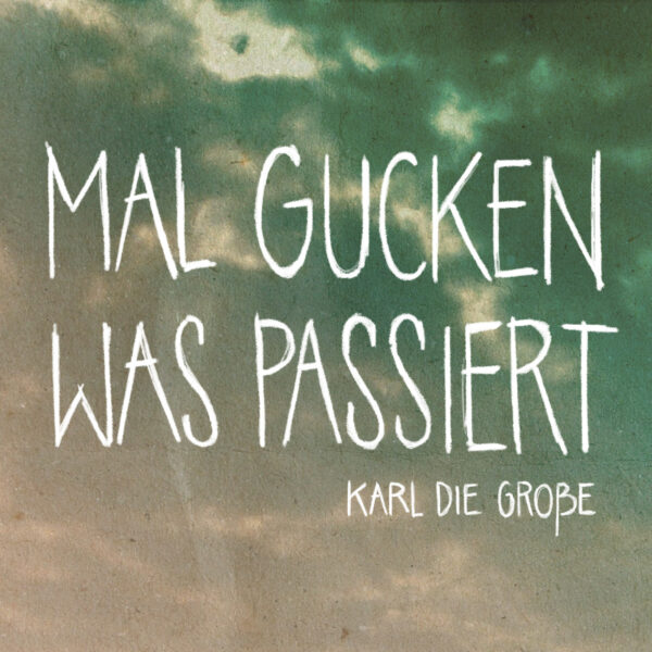 """Mal gucken was passiert"" CD (6 Tracks)"